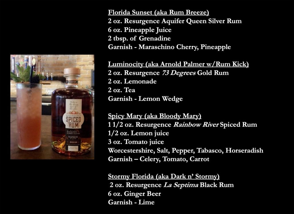 Rum Recipes